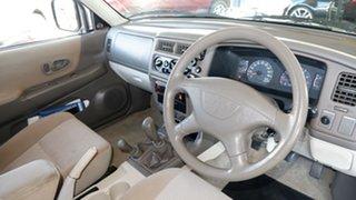 2003 Mitsubishi Challenger PA MY03 Gold 5 Speed Manual Wagon