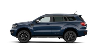 2020 Ford Everest UA II MY21.25 Sport (RWD) Deep Crystal Blue 10 Speed Auto Seq Sportshift Wagon.
