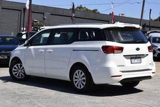 2017 Kia Carnival YP MY18 S White 6 Speed Sports Automatic Wagon