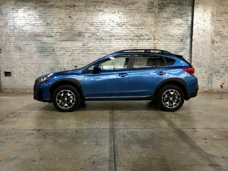 2018 Subaru XV G5X MY18 2.0i Lineartronic AWD Blue 7 Speed Constant Variable Wagon