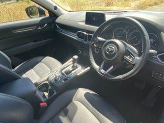 2017 Mazda CX-5 KE Series 2 Akera Silver Sports Automatic Wagon