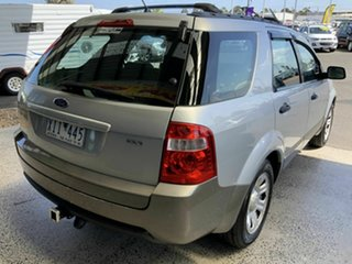 2004 Ford Territory SX TX (RWD) Silver 4 Speed Auto Seq Sportshift Wagon