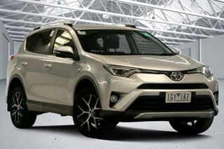 2015 Toyota RAV4 ALA49R MY16 GXL (4x4) Silver 6 Speed Automatic Wagon.
