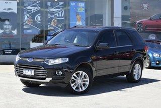 2013 Ford Territory SZ TS Seq Sport Shift Black 6 Speed Sports Automatic Wagon.