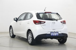 2016 Mazda 2 DJ2HA6 Maxx SKYACTIV-MT White 6 Speed Manual Hatchback