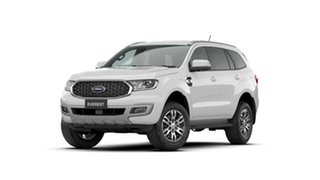 2021 Ford Everest UA II 2021.25MY Trend Arctic White 10 Speed Sports Automatic SUV