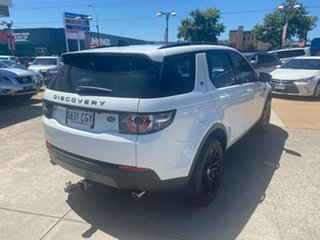 2017 Land Rover Discovery Sport L550 17MY TD4 150 SE White 9 Speed Sports Automatic Wagon