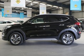 2017 Hyundai Tucson TL Upgrade Elite (FWD) Black 6 Speed Automatic Wagon