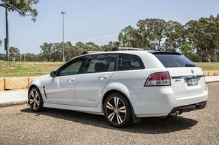 2015 Holden Commodore VF MY15 SV6 Sportwagon Storm White 6 Speed Sports Automatic Wagon