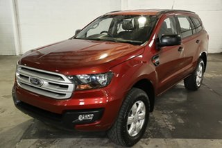 2015 Ford Everest UA Ambiente Red 6 Speed Sports Automatic SUV