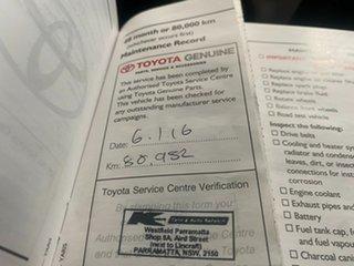 2010 Toyota Yaris NCP90R 08 Upgrade YR Blue 5 Speed Manual Hatchback