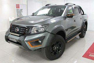 2020 Nissan Navara D23 S4 N-TREK Warrior Slate Grey 7 Speed Sports Automatic Utility.