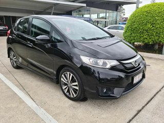 2016 Honda Jazz GF MY16 VTi-L Black 1 Speed Constant Variable Hatchback