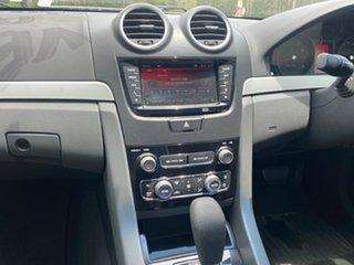 2012 Holden Commodore VE II MY12 SV6 Blue 6 Speed Automatic Sedan