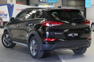 2017 Hyundai Tucson TL Upgrade Elite (FWD) Black 6 Speed Automatic Wagon.