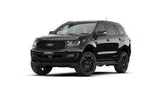2021 Ford Everest UA II 2021.25MY Sport Black 6 Speed Sports Automatic SUV.