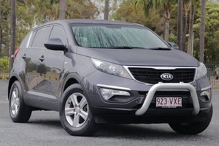 2014 Kia Sportage SL MY14 Si 2WD Grey 6 Speed Sports Automatic Wagon.