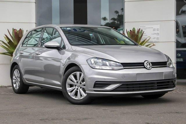 New Volkswagen Golf Sutherland, Golf 110TSI Trendline 7spd Ptrl DSG 5dr Hth