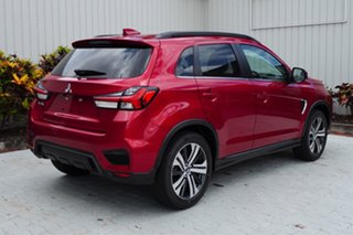 2020 Mitsubishi ASX XD MY21 Exceed 2WD Brilliant Red 1 Speed Constant Variable Wagon.