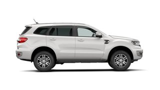 2020 Ford Everest UA II 2021.25MY Trend Alabaster White 6 Speed Sports Automatic SUV
