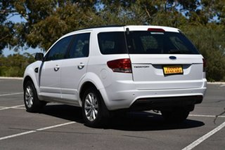 2016 Ford Territory SZ MkII TX Seq Sport Shift White 6 Speed Sports Automatic Wagon
