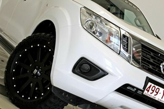 2018 Nissan Navara D23 Series III MY18 SL (4x4) White 7 Speed Automatic Dual Cab Pick-up.
