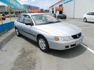 2004 Holden Commodore EXECUTIVE Silver 4 Speed Automatic Sedan.