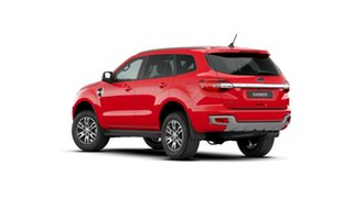 2020 Ford Everest UA II 2021.25MY Trend True Red 10 Speed Sports Automatic SUV