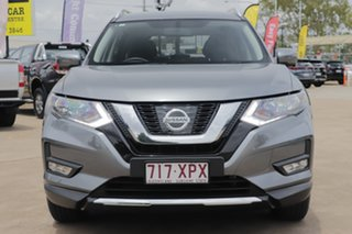 2017 Nissan X-Trail T32 Series II ST-L X-tronic 2WD Gun Metallic 7 Speed Constant Variable Wagon
