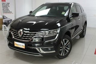 2020 Renault Koleos HZG Zen Black 1 Speed Constant Variable Wagon.