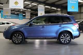 2017 Subaru Forester MY18 2.0XT Premium Blue Continuous Variable Wagon