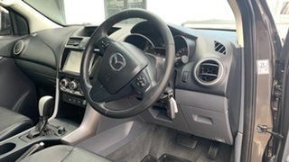 2018 Mazda BT-50 UR0YG1 GT Brown 6 Speed Sports Automatic Utility