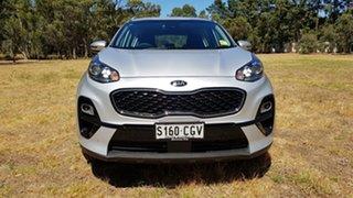 2020 Kia Sportage QL MY21 SX 2WD Sparkling Silver 6 Speed Automatic Wagon.