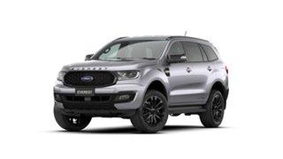2020 Ford Everest UA II 2021.25MY Sport Aluminium 6 Speed Sports Automatic SUV.