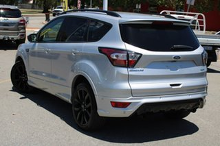 2018 Ford Escape ZG 2018.75MY ST-Line Silver 6 Speed Sports Automatic SUV