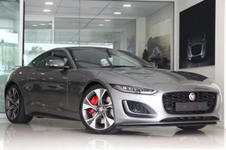 2020 Jaguar F-TYPE X152 21MY First Edition Eiger Grey 8 Speed Sports Automatic Coupe.