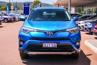 2017 Toyota RAV4 ASA44R GXL AWD Blue 6 Speed Sports Automatic Wagon.