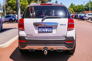 2014 Holden Captiva CG MY14 7 AWD LTZ White 6 Speed Sports Automatic Wagon.