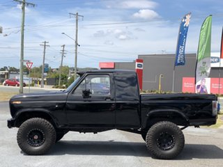 1981 Ford F100 F 4x4 Black 3 Speed Automatic Utility