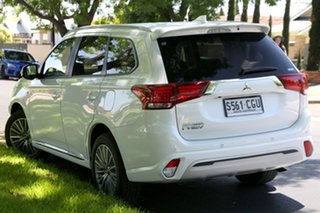 2019 Mitsubishi Outlander ZL MY19 PHEV AWD ES ADAS White 1 Speed Automatic Wagon Hybrid.