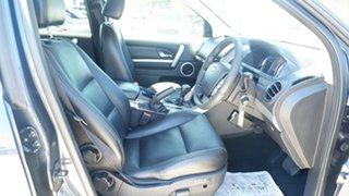 2012 Ford Territory SZ Titanium Seq Sport Shift AWD Grey 6 Speed Sports Automatic Wagon