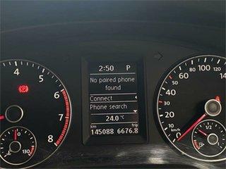 2011 Volkswagen Jetta 1B 147TSI Highline Silver Sports Automatic Dual Clutch Sedan