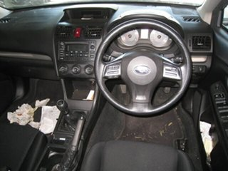 2013 Subaru Impreza MY13 2.0I (AWD) Silver 6 Speed Manual Sedan