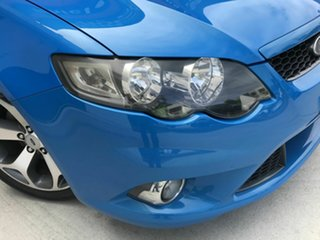 2010 Ford Falcon FG XR6 50th Anniversary Blue 6 Speed Sports Automatic Sedan