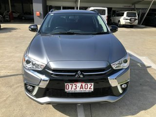 2019 Mitsubishi ASX XC MY19 Black Edition 2WD Grey 1 Speed Constant Variable Wagon.