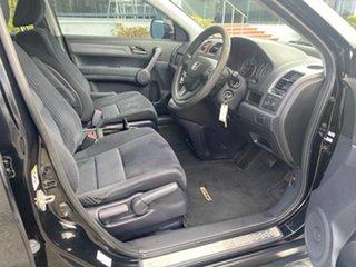 2009 Honda CR-V RE MY2007 4WD Black 5 Speed Automatic Wagon