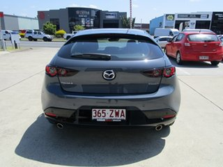 2019 Mazda 3 BN5476 Touring SKYACTIV-MT Grey 6 Speed Manual Hatchback.
