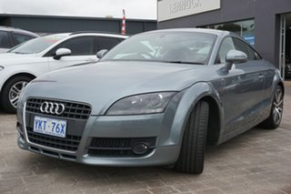 2008 Audi TT 8J MY09 S Tronic Grey 6 Speed Sports Automatic Dual Clutch Coupe.