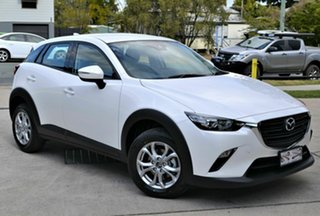 2020 Mazda CX-3 Maxx Sport White 6 Speed Automatic Wagon.