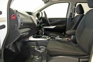2018 Nissan Navara D23 Series III MY18 SL (4x4) White 7 Speed Automatic Dual Cab Pick-up